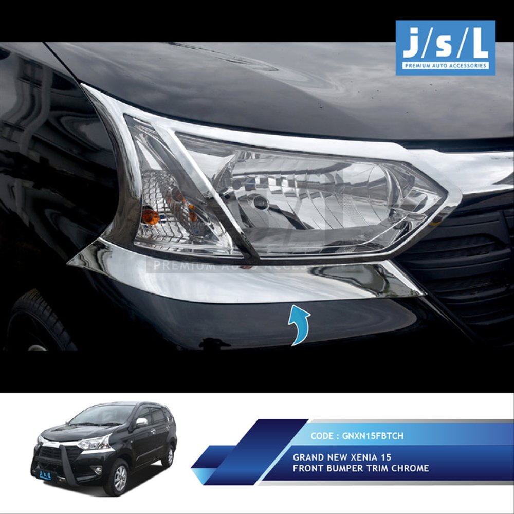 aksesoris grand new avanza 2018 trunk lid jual aneka all veloz xenia front bumper upper