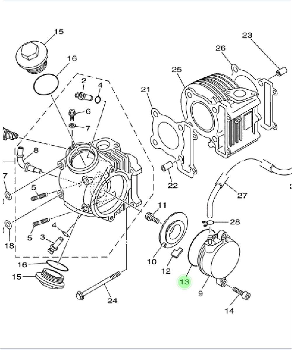 Wiring Diagram Mio Fino