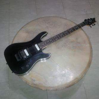 Gitar Cort Kx5 FR original made in indonesia (2nd)