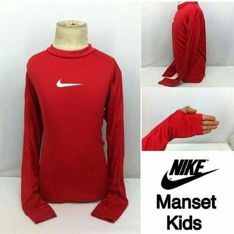 Kaos Manset Baselayer Kids Anak Kecil Jersey Grade Ori Olahraga Sport Murah