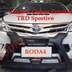 Tanduk Depan Grand New Veloz All Kijang Innova Venturer Jual Bumper Avanza Premium Trd