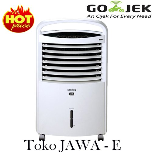 Kipas angin VN170 SANKEN SAC55 Air Cooler Plus ION PEMBERSIH UDARA DA