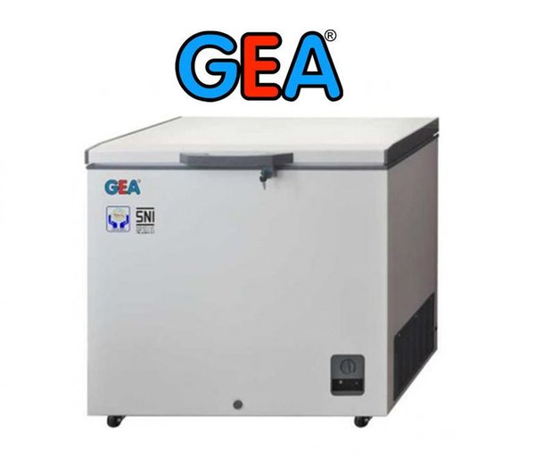 Chest Freezer GEA Type  AB-226-R  -Khusus Daerah Medan-