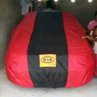 Selimut Mobil Kia Shuma - Cover Mobil Anti Air - Cover Mobil Outdoor - Mantel Mobil Krisbow - Original