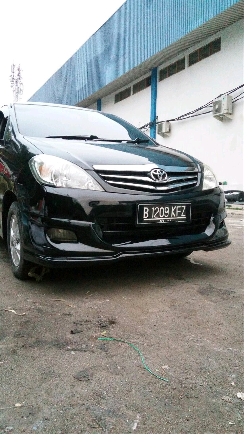 bodykit all new kijang innova review grand avanza 2017 jual airmaster 2008 2011 di lapak topkitt sutopo30