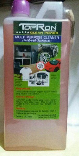 Order sekarang TOPRON MPC MULTI PURPOSE CLEANER UK 1LTR