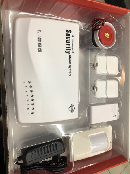 gsm alarm RM135 GSM alarm system wireless GSM Securty alarm