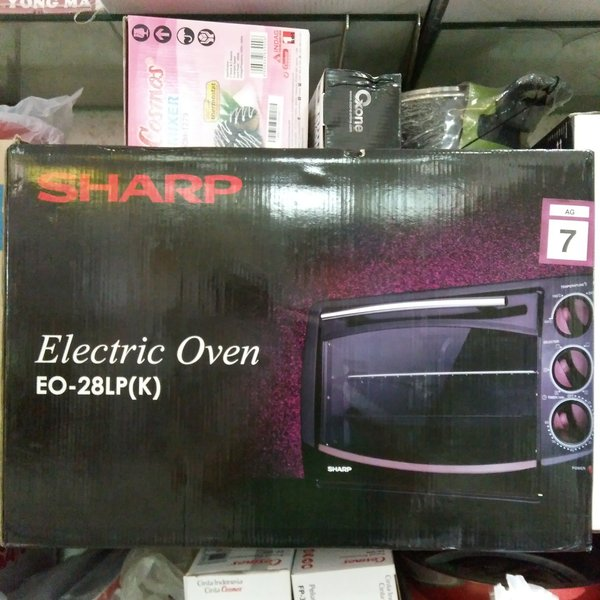 OVEN SHARP EO 28 LW NEW