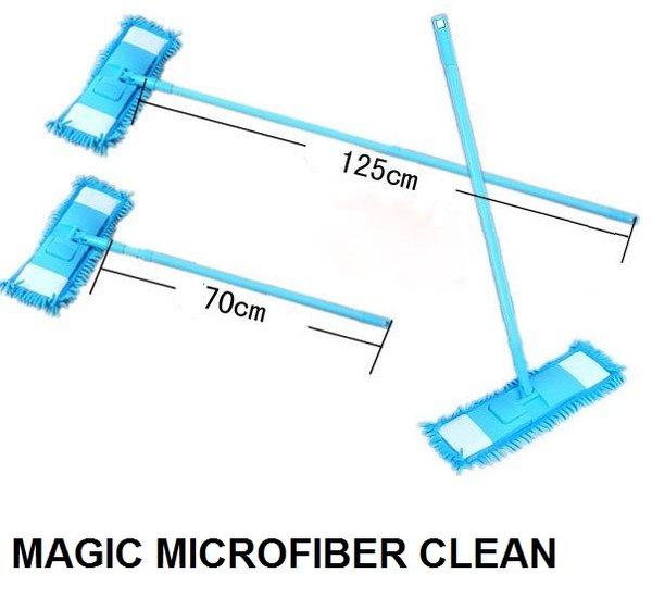 HOT PRICE Sapu lantai Sapu Microfiber Sapu Pel Microfiber