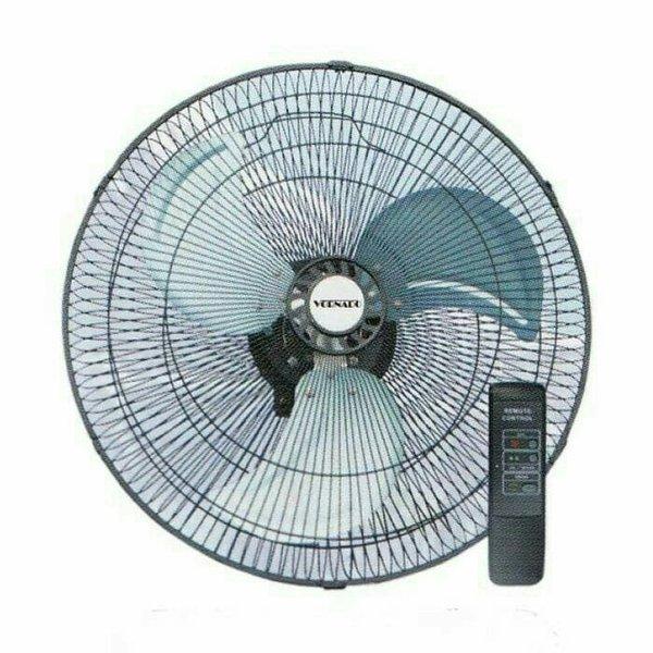Kipas Angin Dinding  Wall Fan   Besi   Remote Vornado 16 inci RHFW 40 Baru