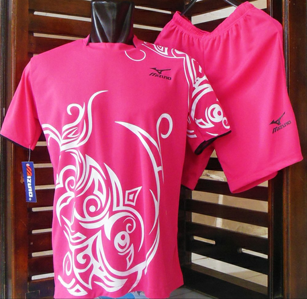 Download Download Gambar Baju Bola Warna Pink | Firepubg