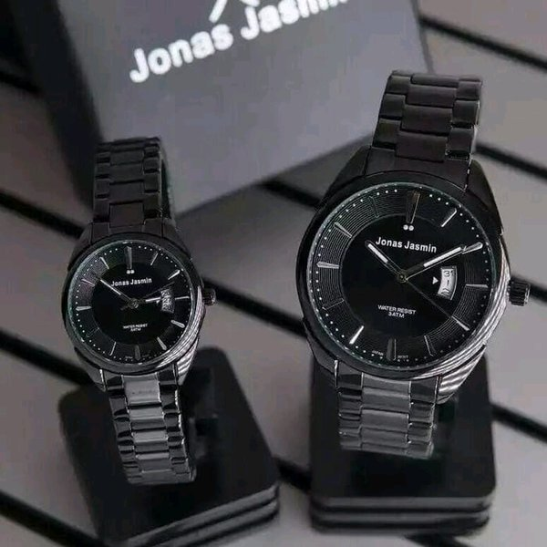 Jam Tangan Couple JJ
