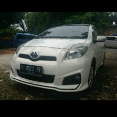 All New Yaris Trd Velg Jual Body Kit 2012 2014 Bonus Drl Di