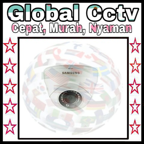 Camera CCTV indoor SAMSUNG E6020RP