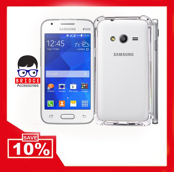 Murah - Soft Case Anti Shock - Anti Crack Samsung Galaxy V G313 - Galaxy ACE 4