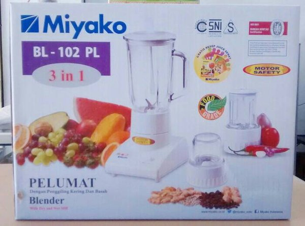 exxclusive blender miyako 3 in 1