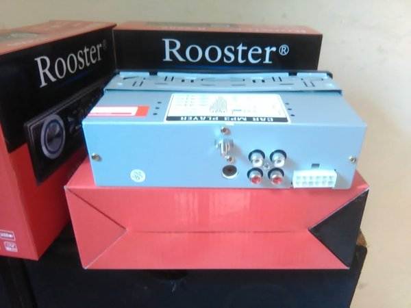 BEST QUALITY Rooster MP3 Tape Mobil USB