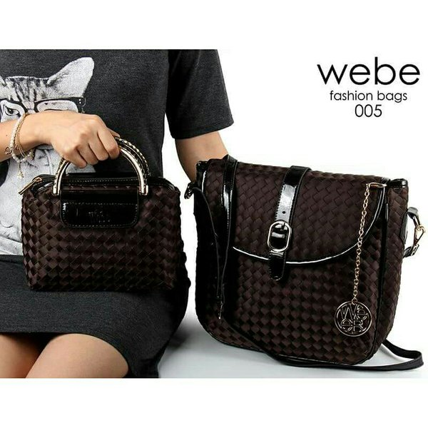 TAS WEBE 005 set 2in1 SEMI ORIGINAL
