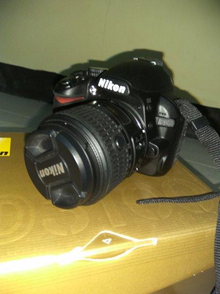 Camera Digital DSLR Kamera Nikon D3100 Bekas Pemakaian 3 Bulan Fullset