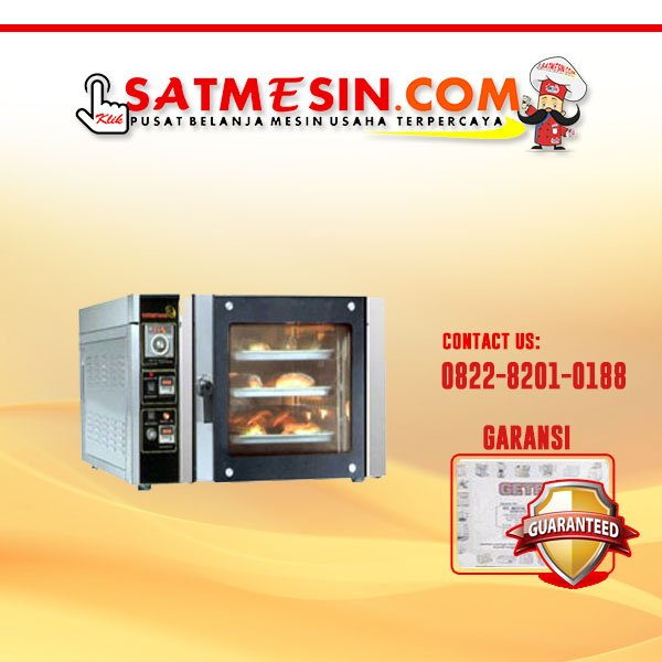 CONVECTION OVEN GAS NFC-5Q