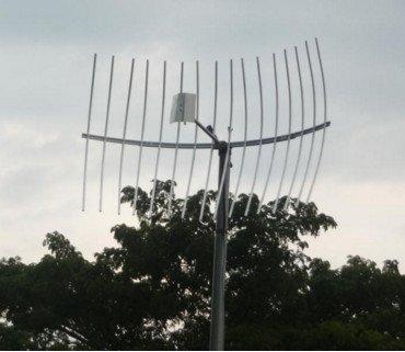 Antena Grid rpsma kabel 1M Frekuensi 2300-2600MHZ for Wifi dan 4G Bolt