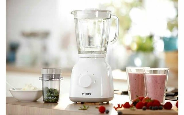 PHILIPS BLENDER BELING HR 2106 HR2106 GLASS BONUS DRY MILL PROMO Ter