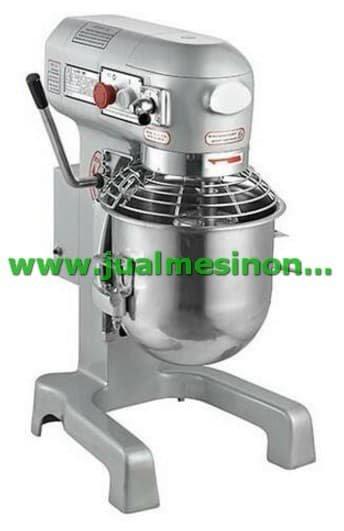 Mixer MESIN PENGADUK ADONAN ROTI BERDIRI  atau  STANDING MIXER PLANETARY 20 LITER