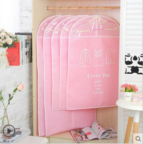 Cover baju 5in1 cloth dust cover 1 set isi 5