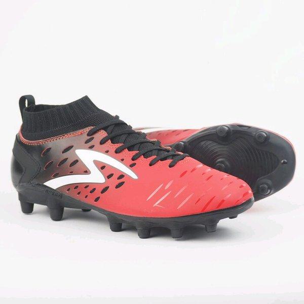 Sepatu Bola Specs Barricada Magna Red Original