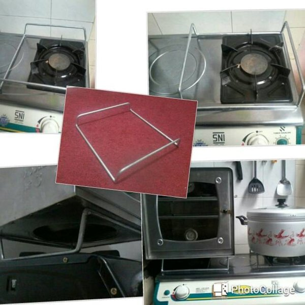 Sale Dudukan Oven Tangkring Limited