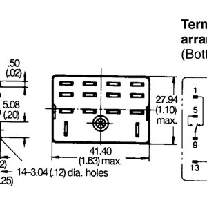 2 Vdc Coil Relay 2 Wire Relay Wiring Diagram ~ Odicis