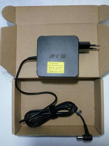 Adaptor Charger Original Laptop Asus A46 A450C Square kotak