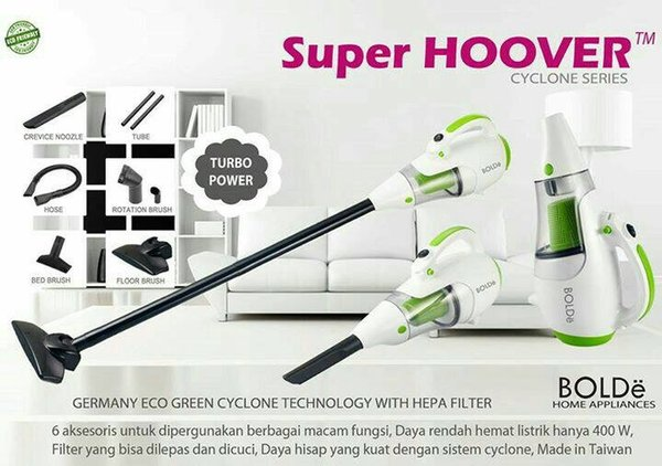 VACUUM CLEANER SUPER HOOVER BOLDE High Quality