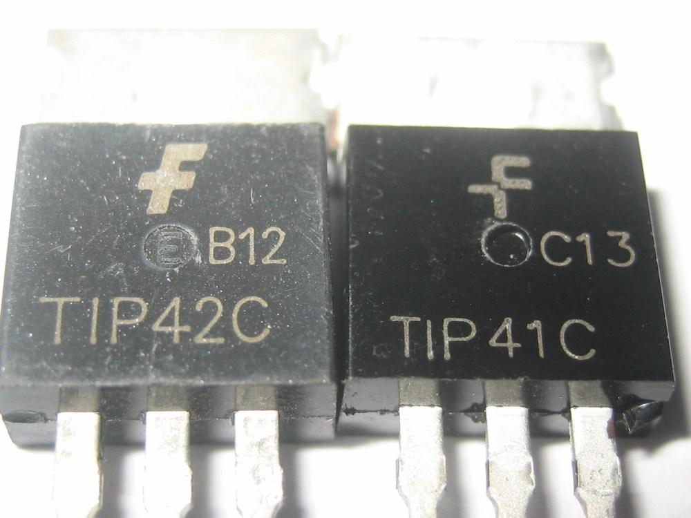 medium resolution of jual transistor tip41c tip42c tip41 tip42 fairchild 1 pasang 2 pcs di lapak audio parts audioparts