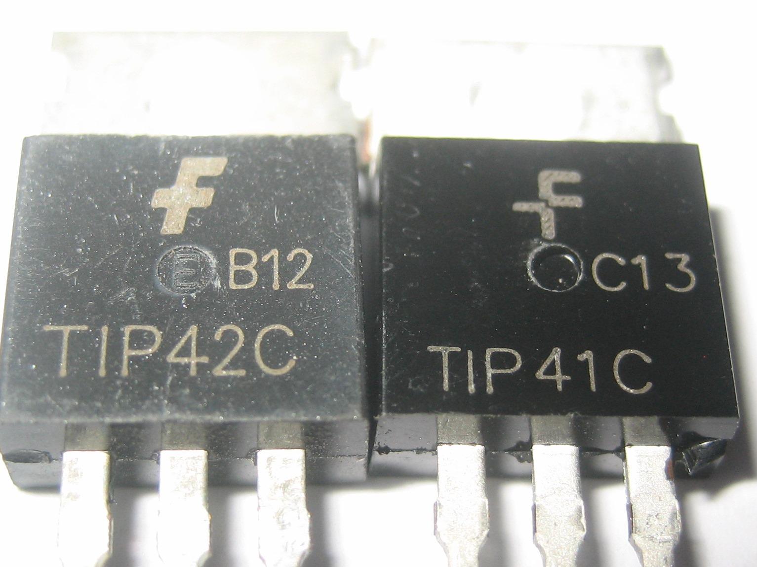 hight resolution of jual transistor tip41c tip42c tip41 tip42 fairchild 1 pasang 2 pcs di lapak audio parts audioparts