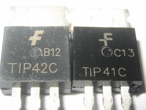small resolution of jual transistor tip41c tip42c tip41 tip42 fairchild 1 pasang 2 pcs di lapak audio parts audioparts