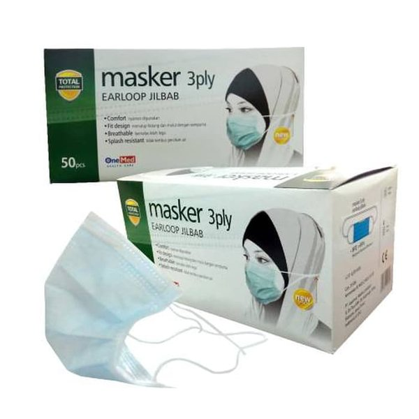 Gambar Untuk Masker Jilbab Masker Hijab