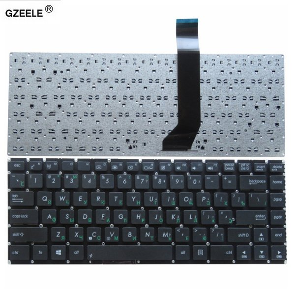 GZEELE New Laptop RU Keyboard For ASUS K46 K46CA K46CB K46CM S46C S46CB S46CM S46CA Without
