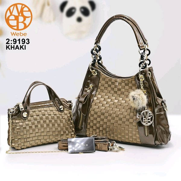 NEW Arrival Tas webe montye 1721 set 3in1 SEMIORI