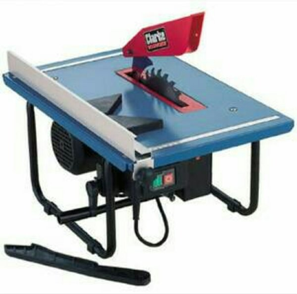 Table Saw 8 Inch Mollar /mesin potong (gergaji kayu)