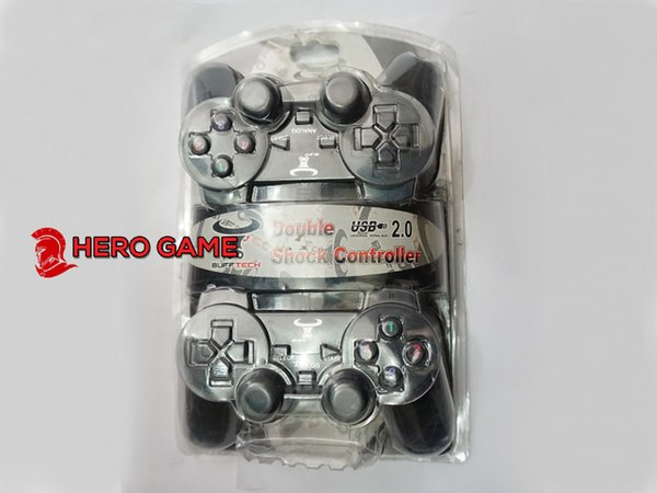 STICK STIK PC GAMEPAD USB JOYSTICK PC LAPTOP Terunik