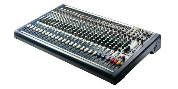 Murah Mixer Soundcraft MFXi 20 - ORIGINAL -