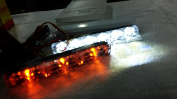 New Lampu Led Touring Model Panjang Drl