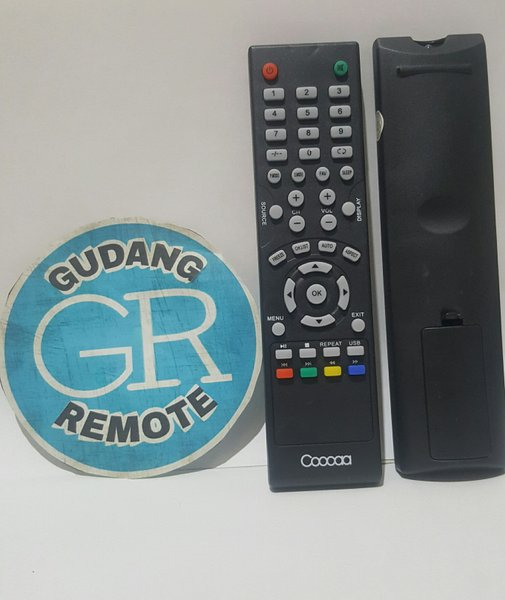 Remote Remote TV Coocaa LCD LED Original pabrik