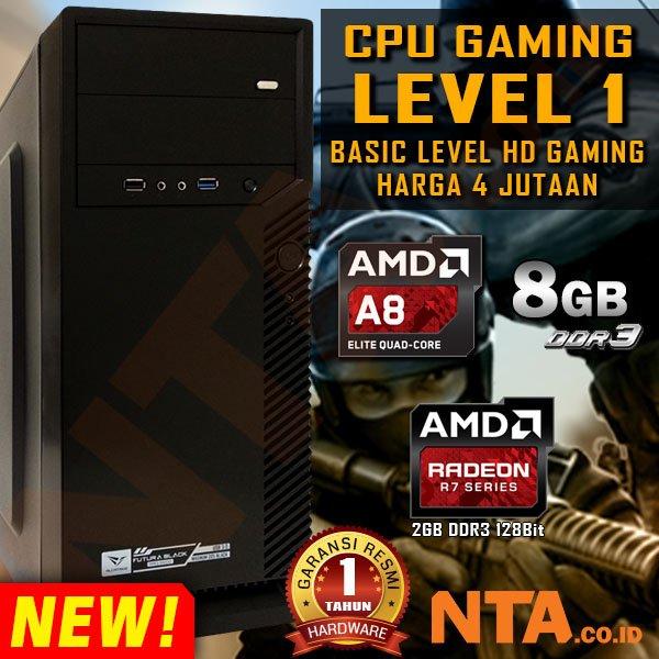 CPU Gaming Level 1