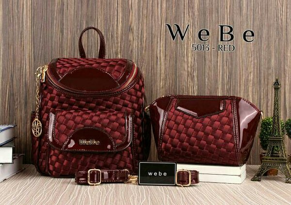TAS WEBE 5013 set 2in1 SEMI ORIGINAL
