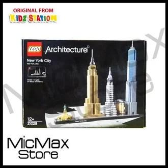 Jual Produk Lego New York City Architecture Termurah Dan Terlengkap Juni 2021 Bukalapak