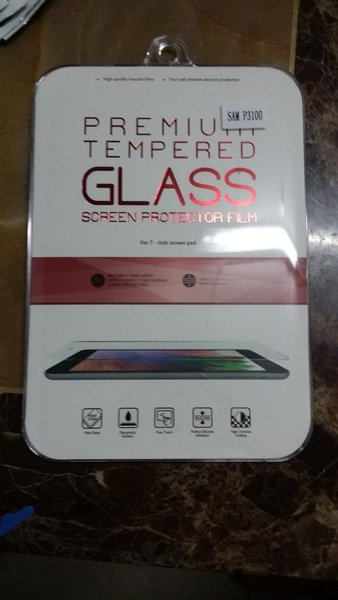 Tempered Glass Anti Gores Kaca For Samsung Galaxy Tab 2 7.0 P3100 Screen Guard