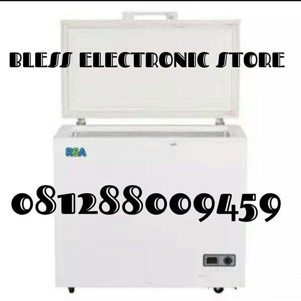 exxclusive RSA CHEST CF 220 FREEZER PROMO