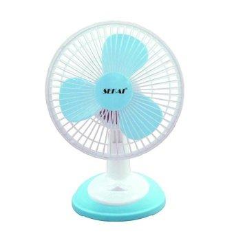 Kipas Angin Meja atau Desk Fan Merk Sekai DFN-606 6 Inch